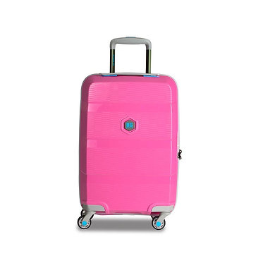BG Berlin luggage - Zip² - POP PINK - 20''
