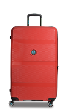 BG Berlin luggage - Zip² - LATIN RED - 30''