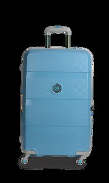 BG Berlin luggage - Zip² - HIP HOP BLUE - 26''