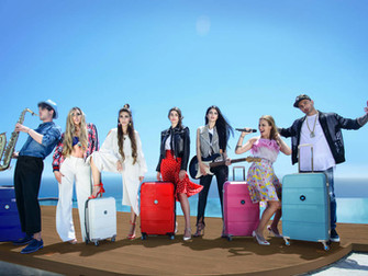 7 Fashion Bloggers μοιράζονται μαζί σας τις νέες Must-Have βαλίτσες BG Berlin Ζip²