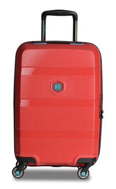 BG Berlin luggage - Zip² - LATIN RED - 20''
