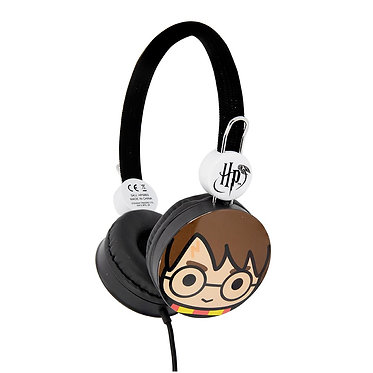 Harry Potter - Comic Face - Junior headphone