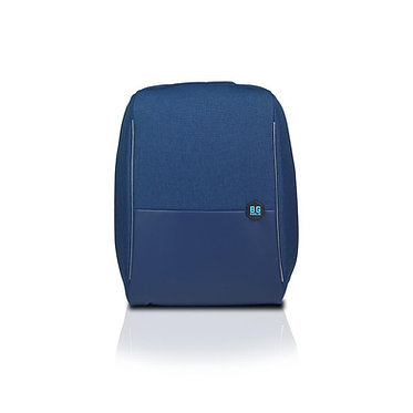 "BG Berlin - Metro Bag 15"" Dark Blue"