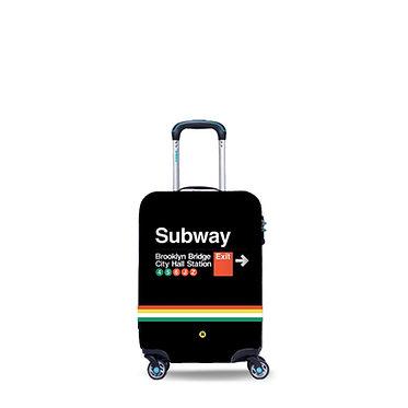 BG Berlin luggage - SUBWAY 20''
