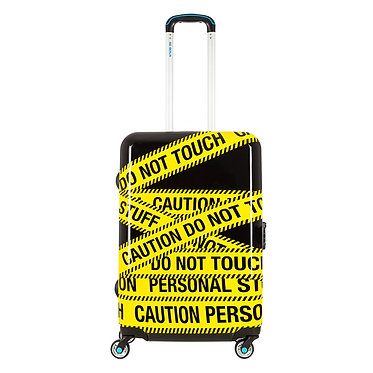 BG Berlin luggage - CAUTION 24''