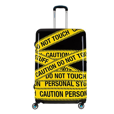 BG Berlin luggage - CAUTION 28''