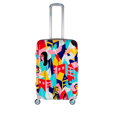 BG Berlin luggage - LOOKING AROUND 24''