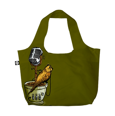 BG Berlin - Eco-Bag MICROFLOWER