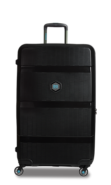 BG Berlin luggage - Zip² - ROCK-STAR BLACK - 30''