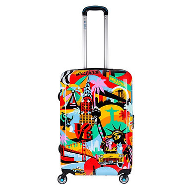 BG Berlin luggage - AMERICAN WAY 24''