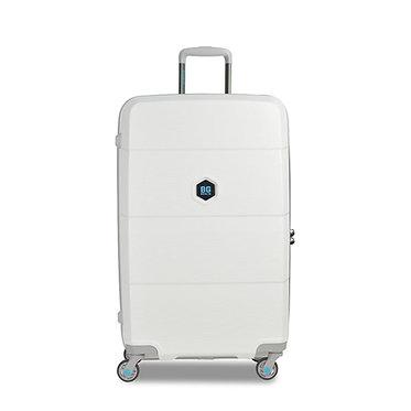 BG Berlin luggage - Zip² - LOUNGE WHITE - 30''