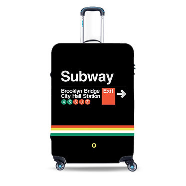 BG Berlin luggage - SUBWAY 28''