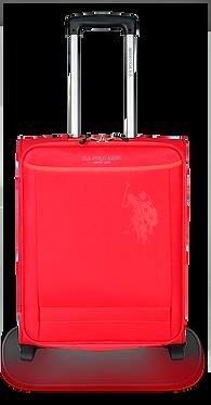 U.S POLO ASSN - Soft 2wheels 55cm Cabin size