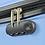 Thumbnail: Pegasus luggage - NEW BOX LIGHT BLUE 28'