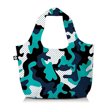BG Berlin - Eco-Bag CAMO FUNKY