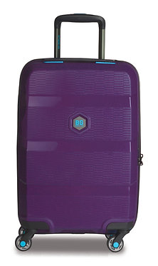BG Berlin luggage - Zip² - ELECTRO PURPLE - 20''