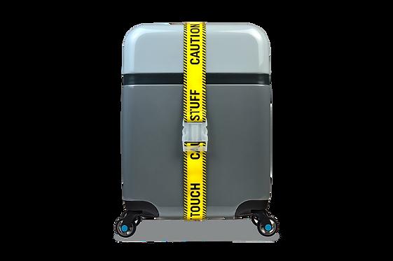 BG Berlin luggage belt - CAUTION