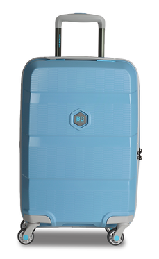 BG Berlin luggage - Zip² - HIP HOP BLUE - 20''