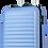 Thumbnail: Pegasus luggage - NEW BOX LIGHT BLUE 20'