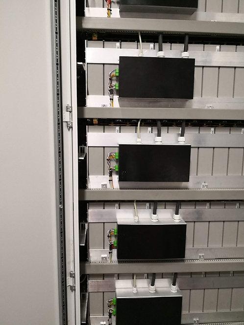 Batterie-Speichersystem-Modul mit 53 kW/h  6C-fähig