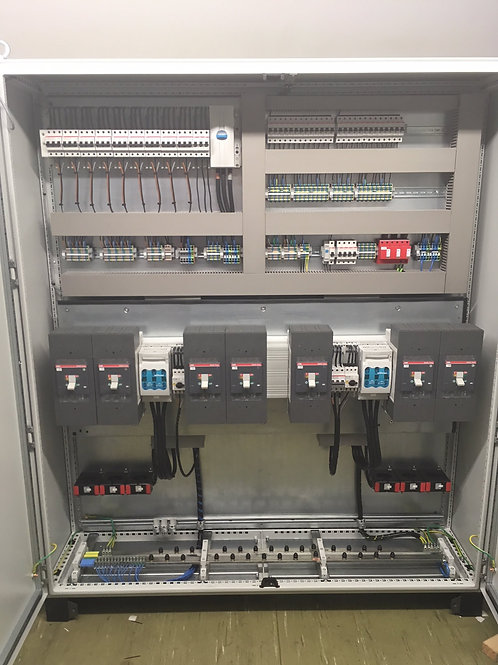 AC-Verteilung Leistungsklasse V. (bis 1 MW)
