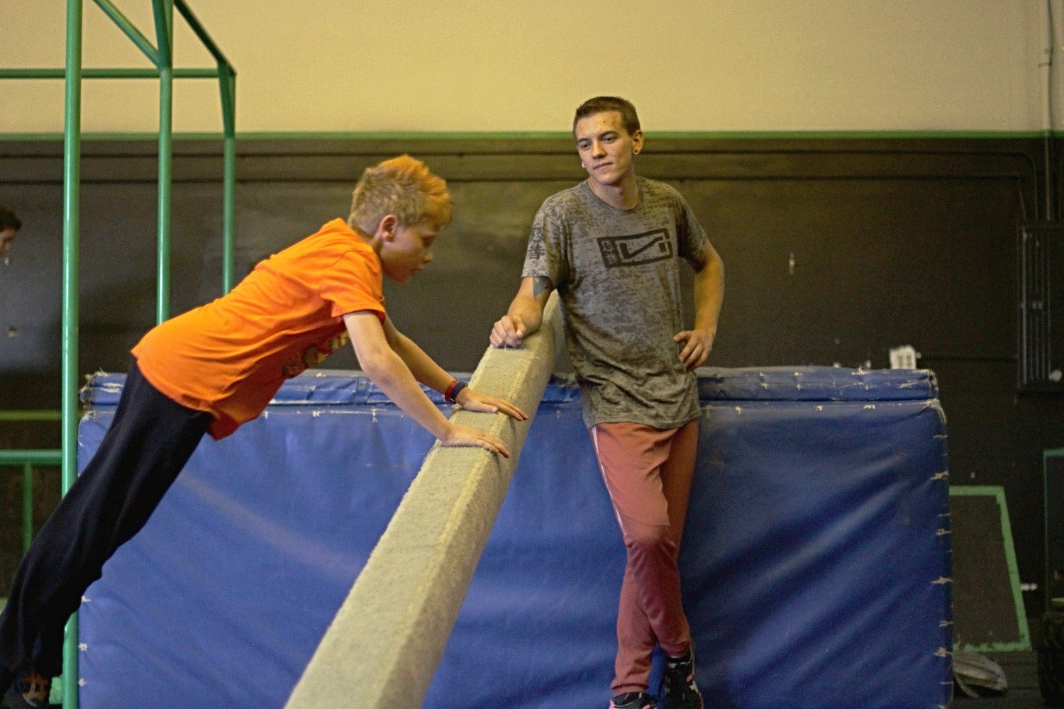 Level 3 Youth Parkour