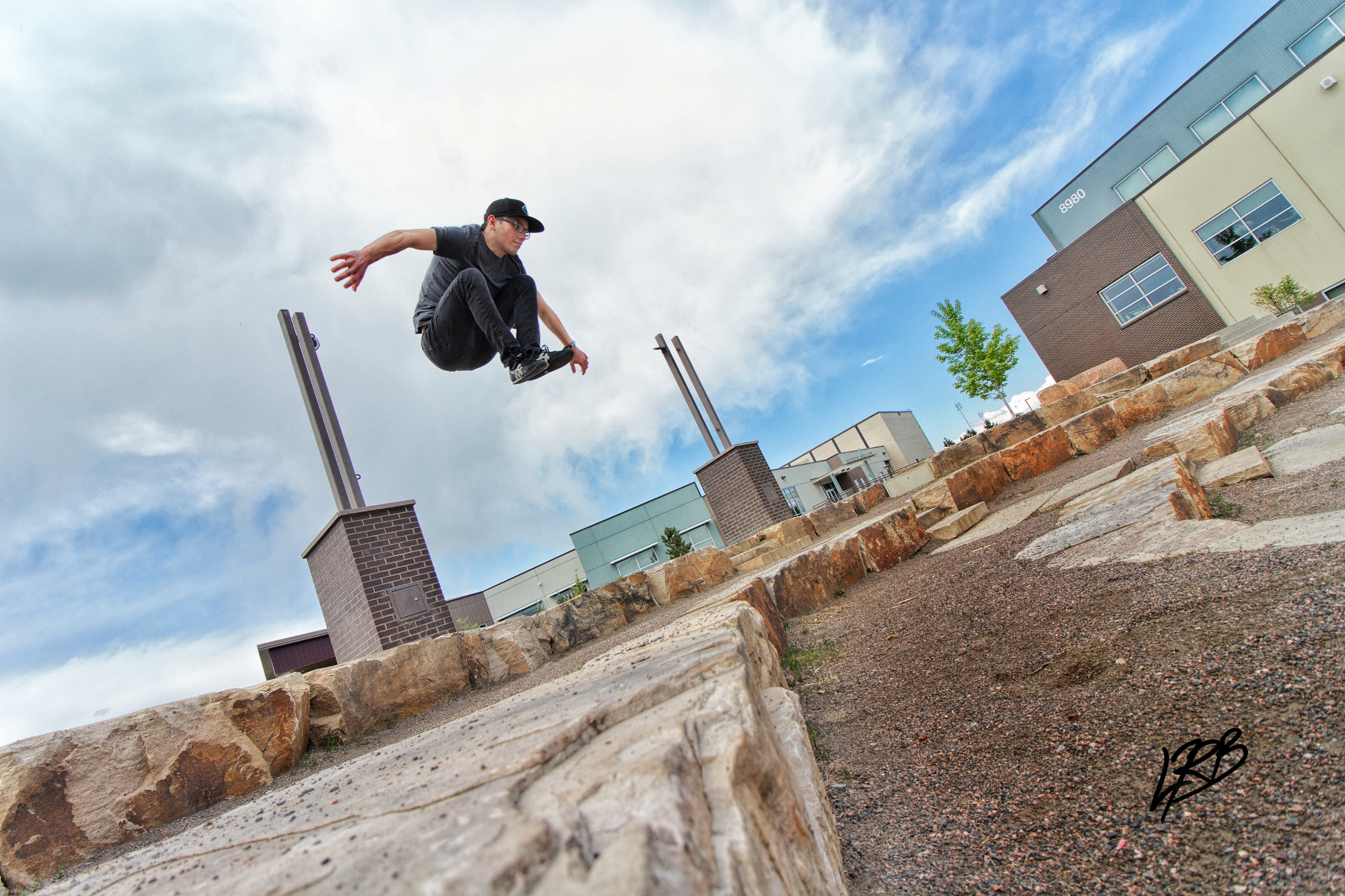 Level 4 Youth Parkour