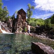 Jump Crystal Mill