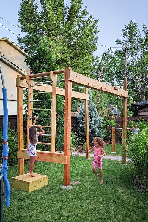 Backyard Ninja Course Deposit