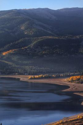 Twin Lakes Colorado Landscape