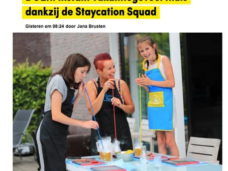 De keuze van de kids * getest door Belang Van Limburg lezers