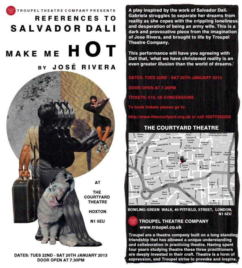 References to Salvador Dali