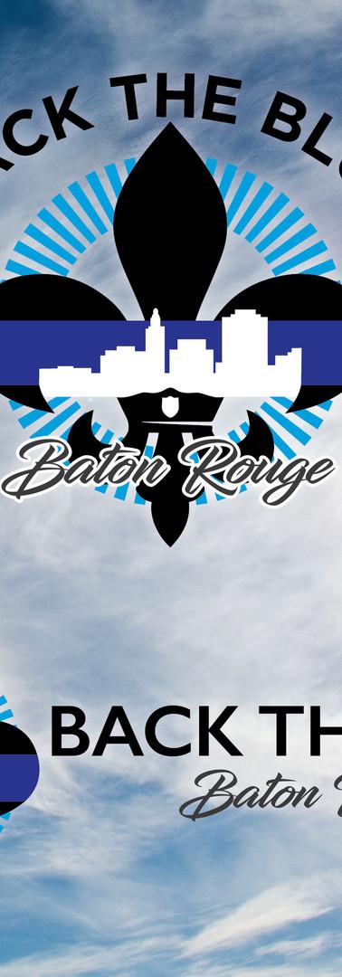 Back the Blue of Baton Rouge
