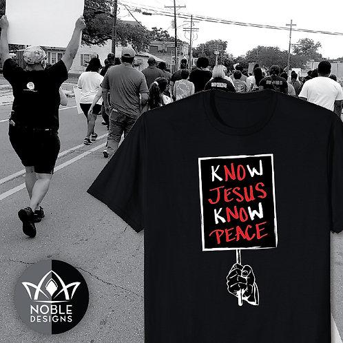 Know Jesus Know Peace (Tshirt)