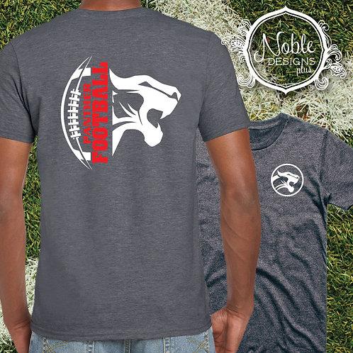 Panther Football (Tshirt)