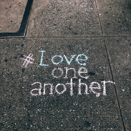 """#THELOVEVIBRATION - """"Love can only exist where fear doesn't"""""""