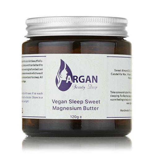 Vegan Sleep Sweet in a Glass jar/Can aid Sleeping/Restless Legs/Cramps/Headaches