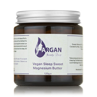 Vegan Sleep Sweet Magnesium Butter