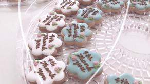 [アイシングクッキー制作] @熊本 Porto4周年記念