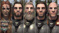 Total Character Makeover