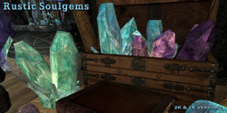 RUSTIC SOULGEMS - Special Edition