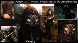 Apophysis Dragon Priest Masks SE