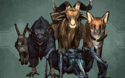 Pets of Skyrim - 300 Credits