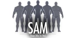 Shape of Atlas (SAM) Light