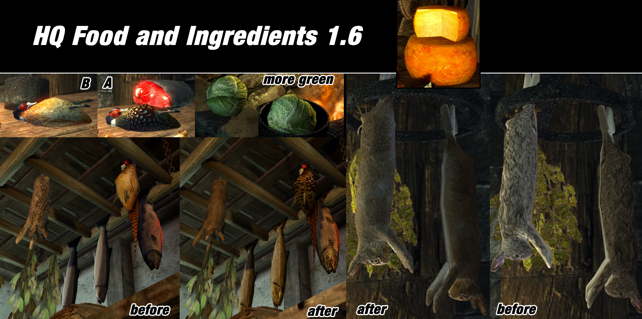 High Quality Food and Ingredients SE