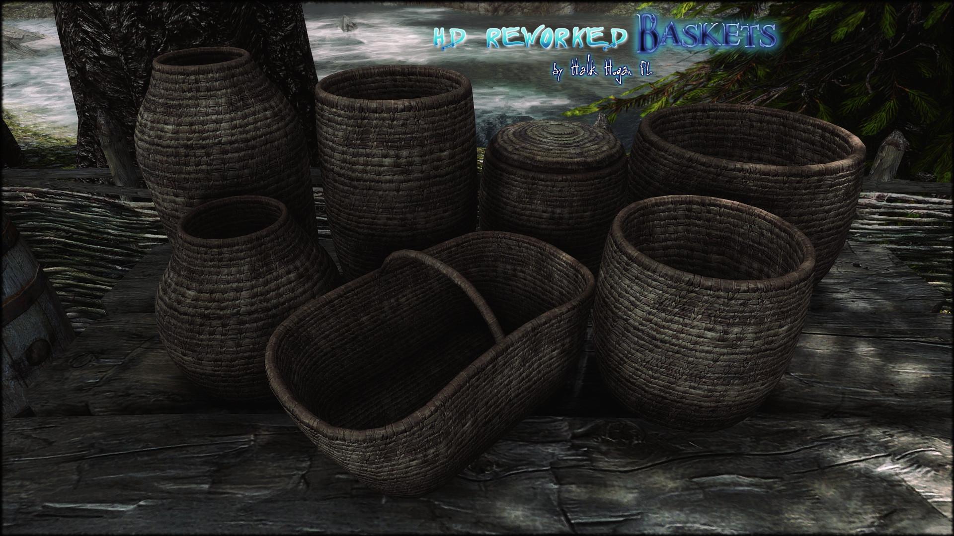 HD Reworked Baskets