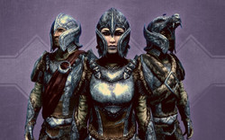 Vigil Enforcer Armor Set - 600 Creds