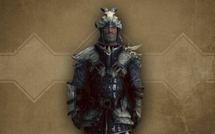 Studded Dragonscale Armor
