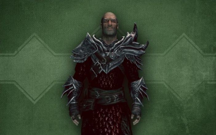 Daedric Mail Armor