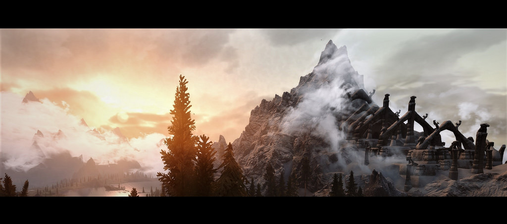 SkyrimSE Re-Engaged